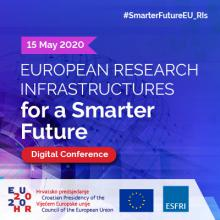 Join us for the Digital Conference 'European Research Infrastructures for a Smarter Future'