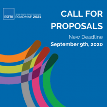 ESFRI ROADMAP 2021: new deadline for proposals